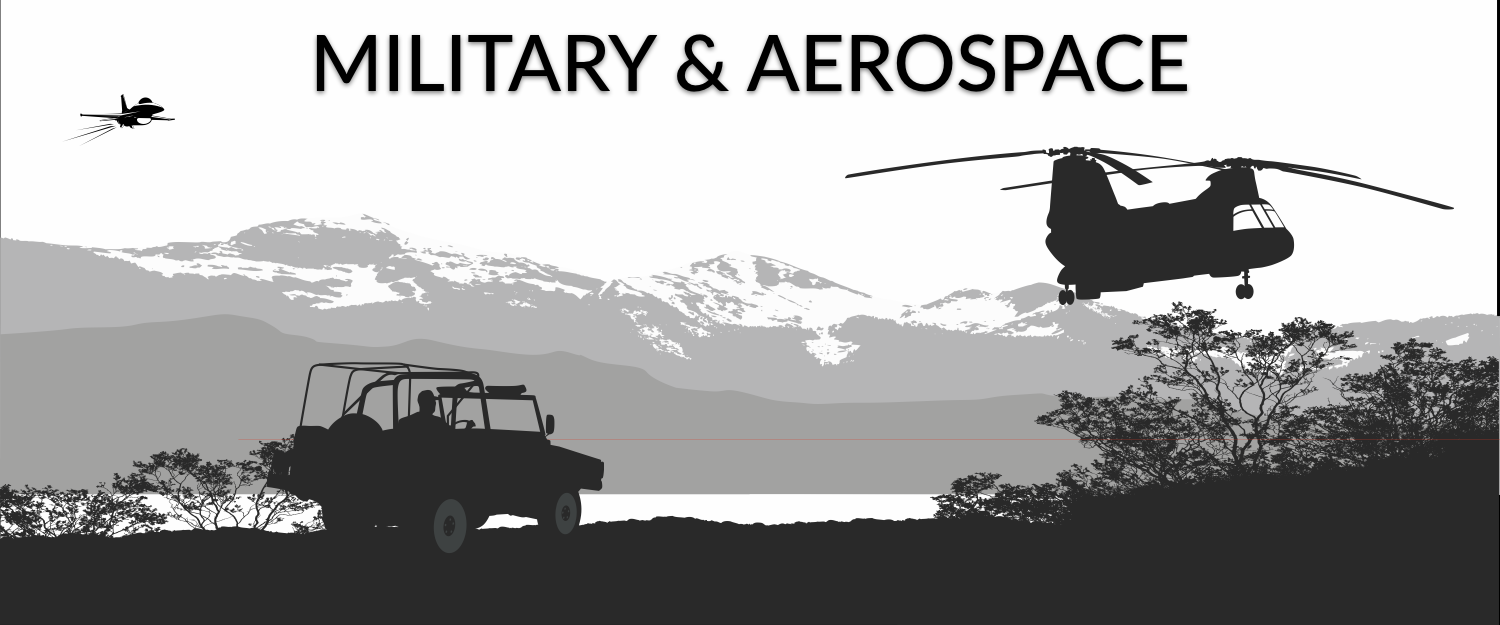 Miltary and Aerospace